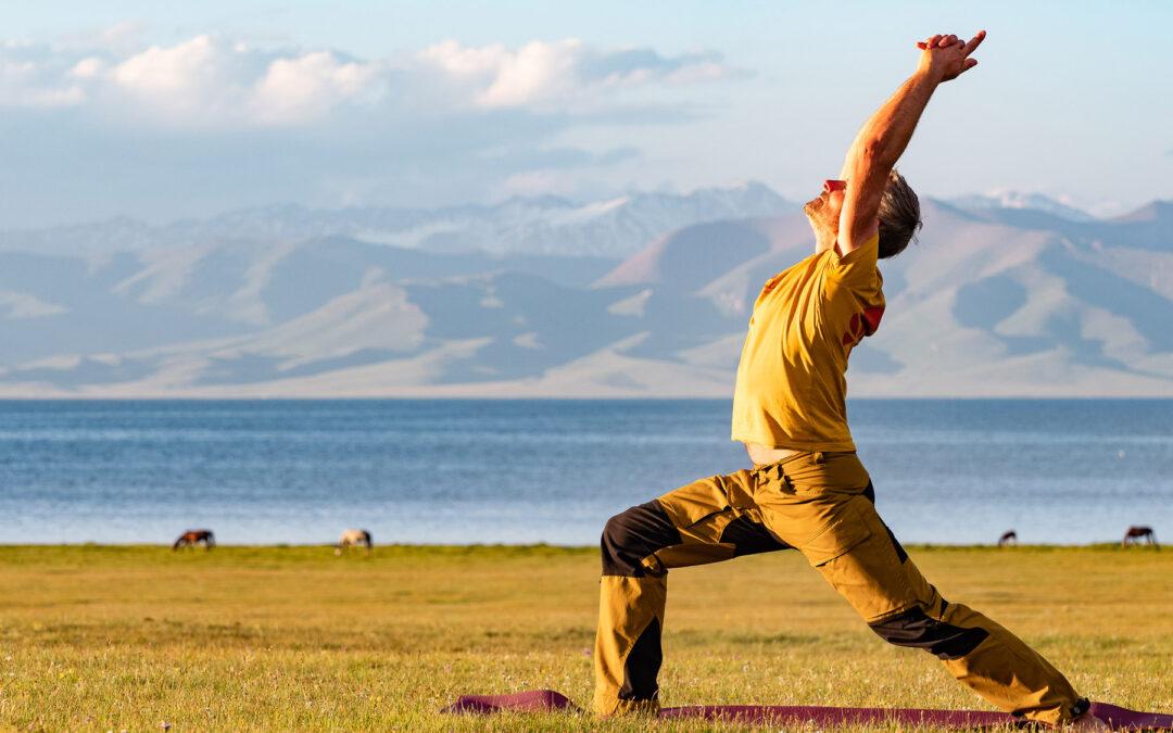 Yoga für den Alltag – Rückengerechtes Yoga mit Ramadhuta