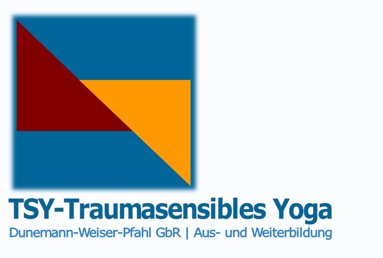 TSY logo Traumasensibles Yoga Aus- und Weiterbildung im golden yoga Dresden