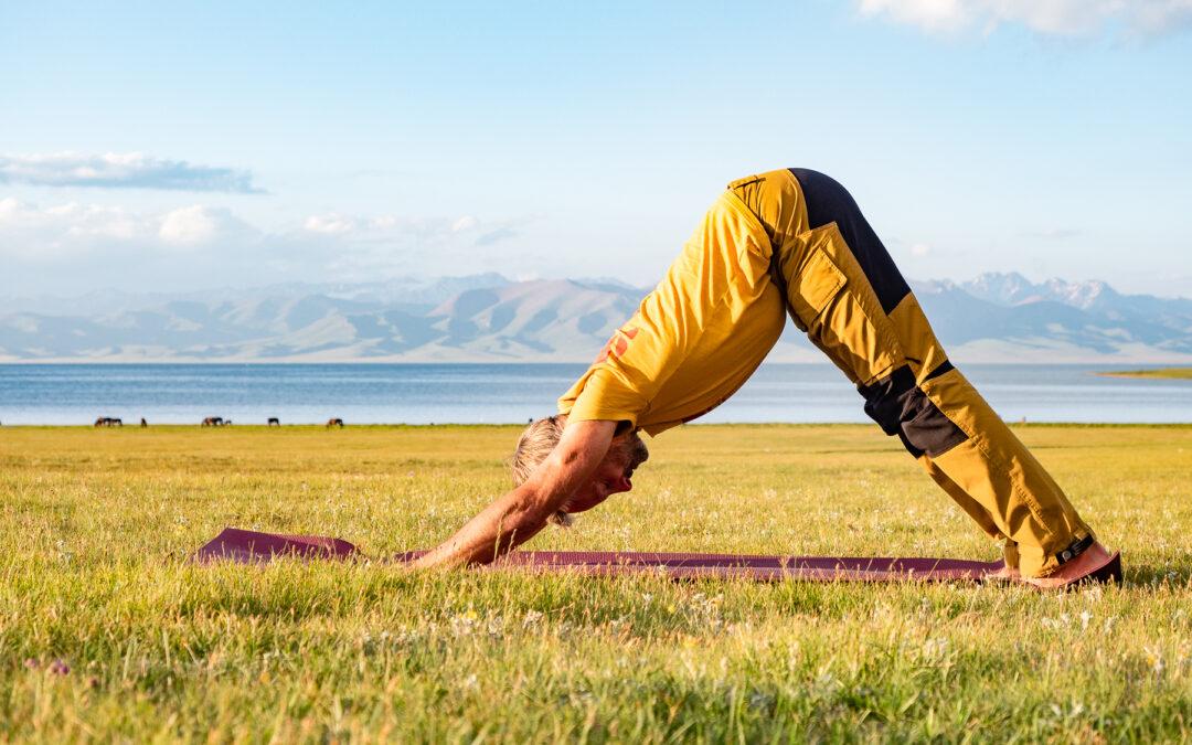 Yoga für den Alltag: Hüftgesundheit mit Ramadhuta